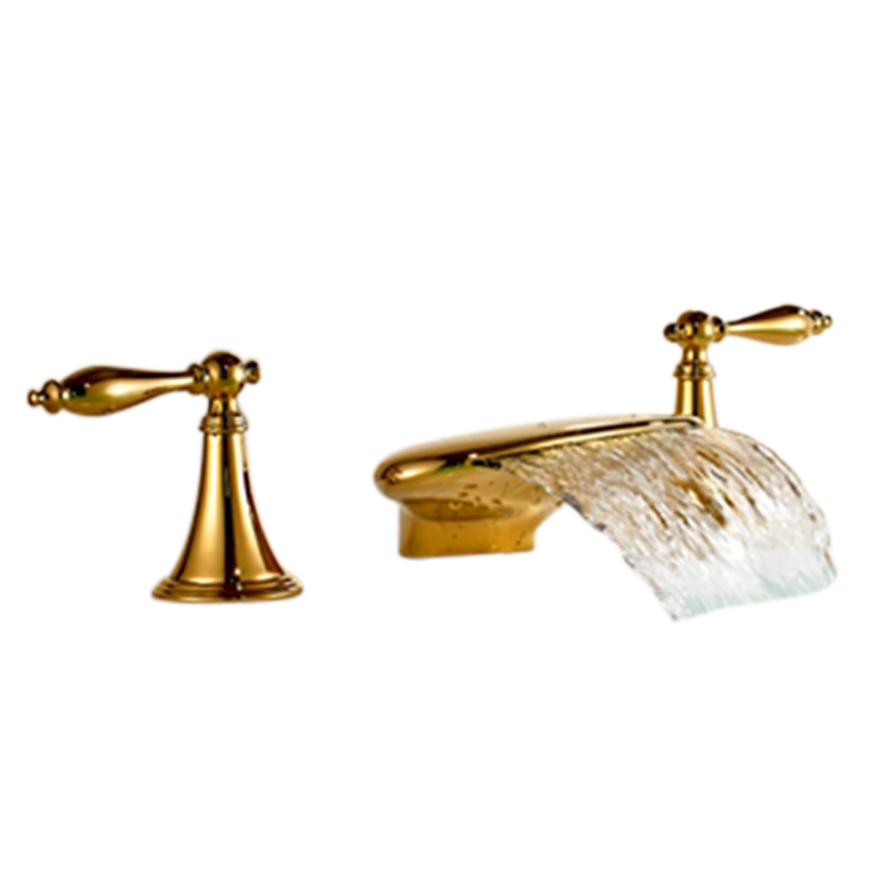 Gold Bathroom Fixtures 28 Images Brushed Gold Bathroom Faucets By Kohler How To Clean Gold