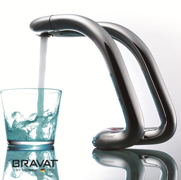 Bravat Aqua Motion Sensor Faucets