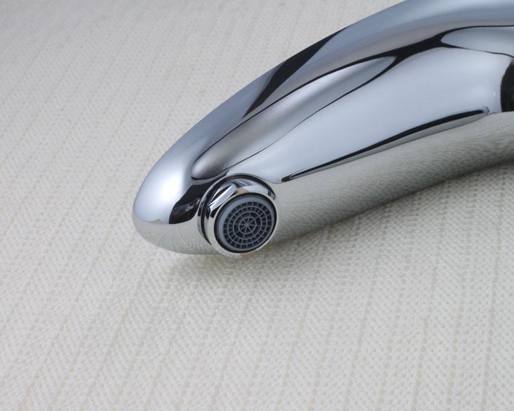 Digital Faucet Intelligent Faucet Hot And Cold Basin Mixer