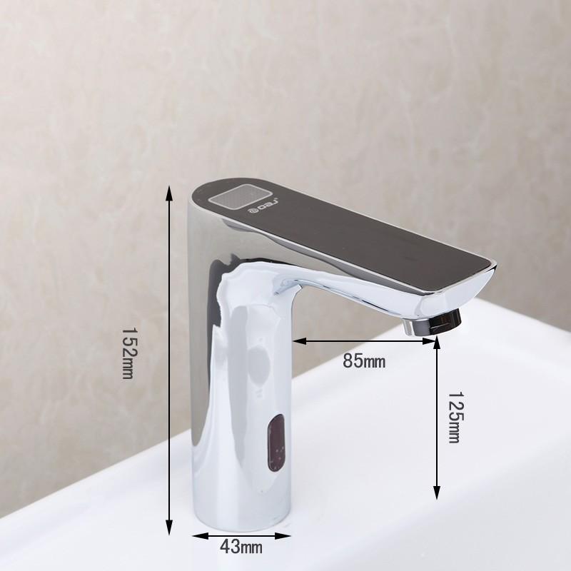 ... Motion Sensor Sink Faucet Black