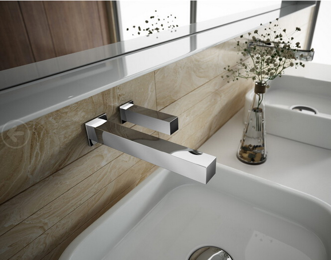 Motion Sensor Faucets for Commercial Applications