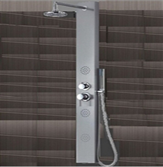 Shower Panels Mulifunctional Showers Faucets Motion
