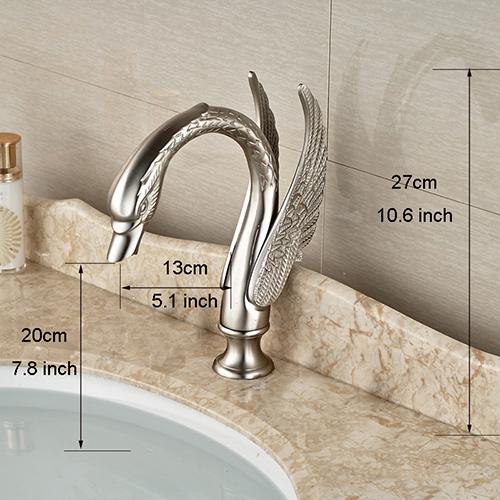 Acerra Deck Mount Bathroom Bathtub Faucet Widespread Tub Mixer Taps