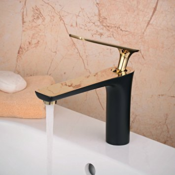 Bitonto Gold Polished Single Handle