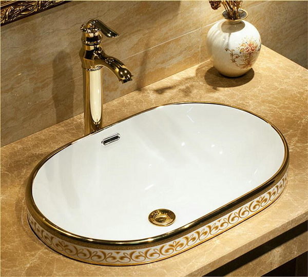 amazing marble countertop sink design and modern faucet.htm cannes oval bathroom sink with overflow   faucet  cannes oval bathroom sink with overflow