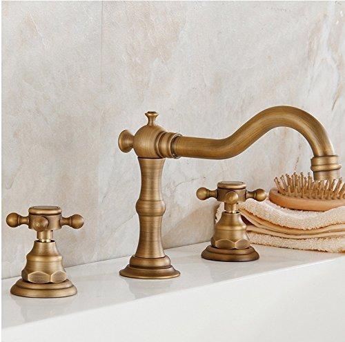 faucets deck single sink bathroom lever campania vessel faucet in rubbed bronze mount oil
