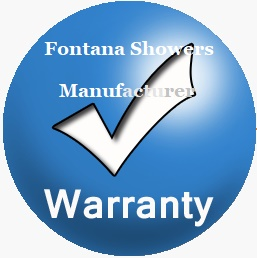 Fontana Showers Warranty