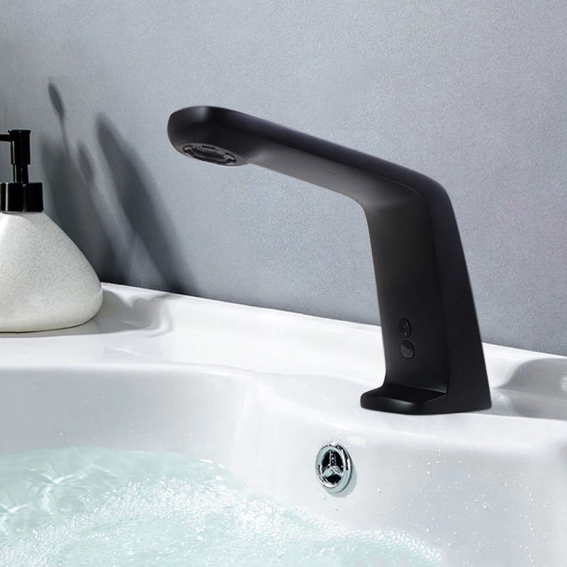Fontana Chicago Commercial Hands Free Touchless Automatic Motion Commercial Sensor Faucet