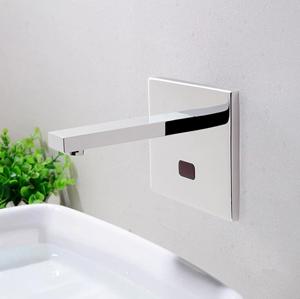 Fontana Commercial Chrome Wall Mounted XT5 Automatic Sensor Faucet