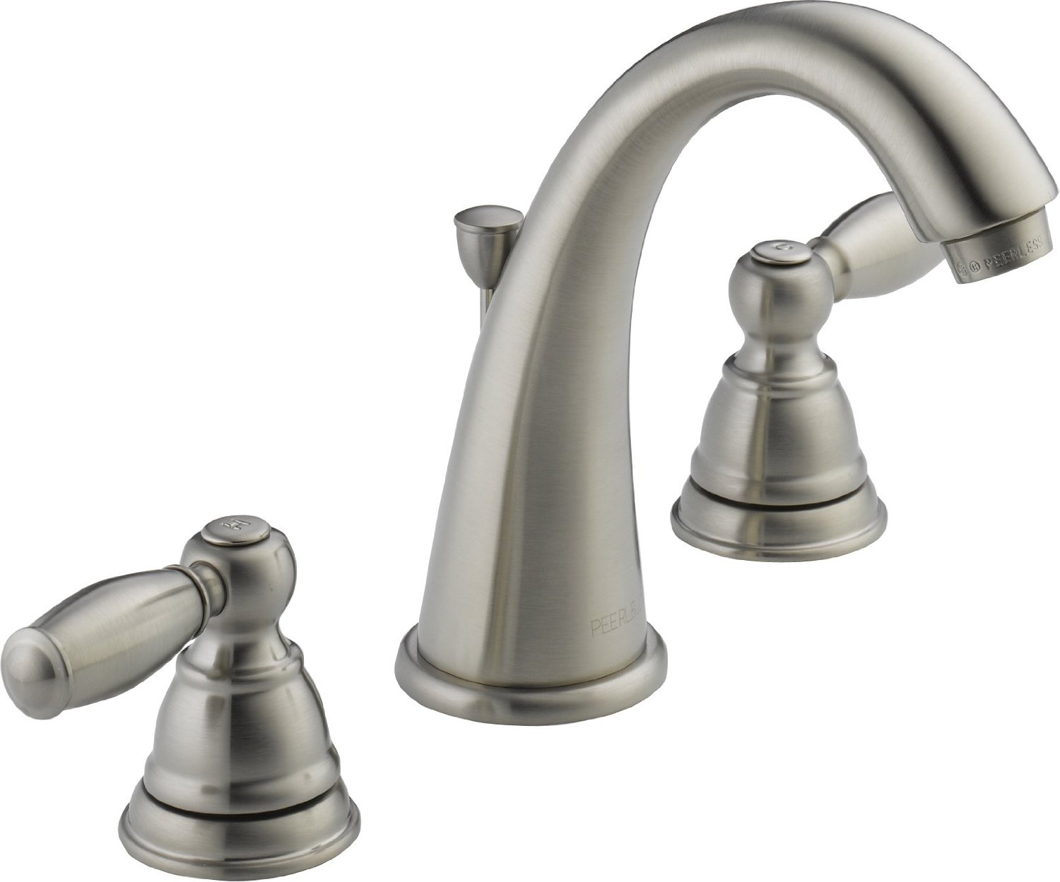 Quesnel Dual Handle Bathroom Sink Faucet