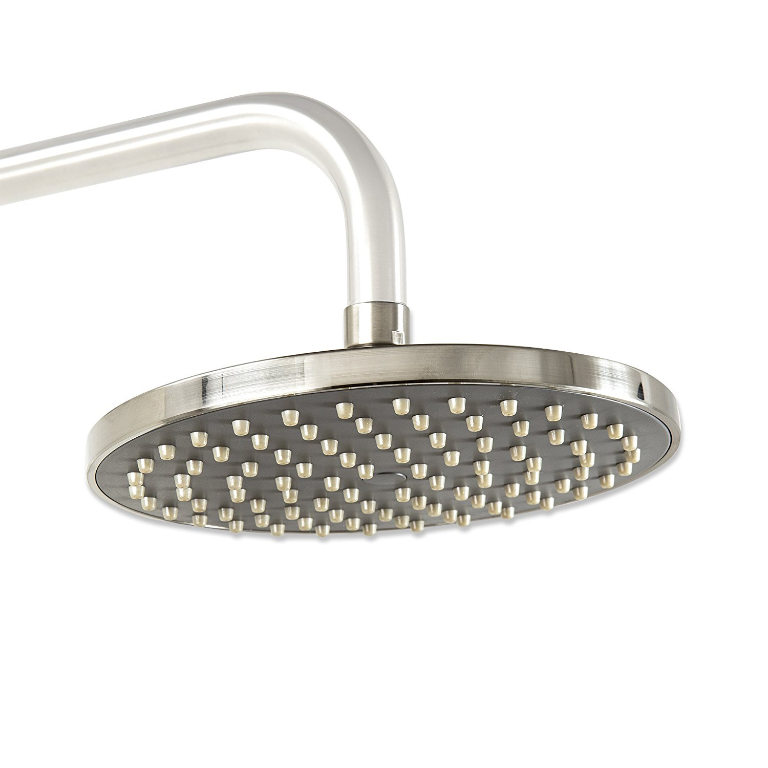 "Tunas 7.5"" Rainfall Shower Head with 13"" Shower Arm"