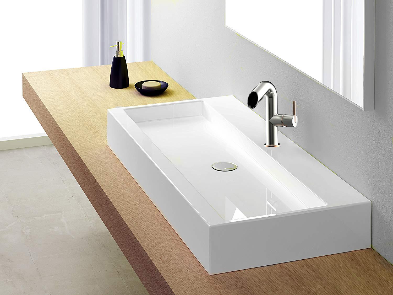 Tuscany Single Handle Bathroom