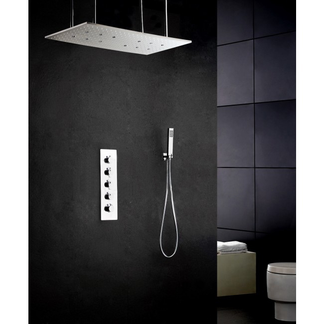 Fontana Verona Temperature Controlled LED Shower System