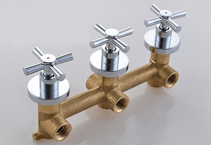 Faucet Body Material, Brass