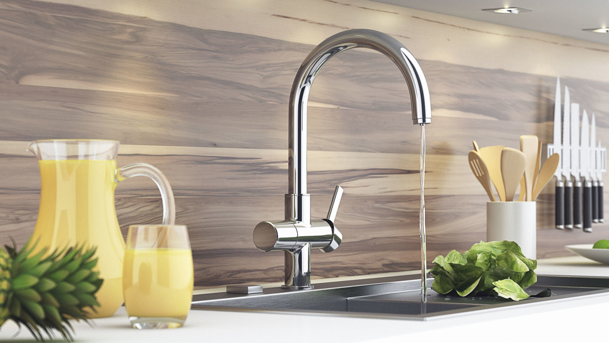 Kitchen Sink Faucets | Kitchen Faucets | Commercial and Residential ...