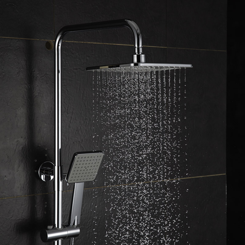 Digital Display Shower Faucet. Water Powered Digital Display Shower ...