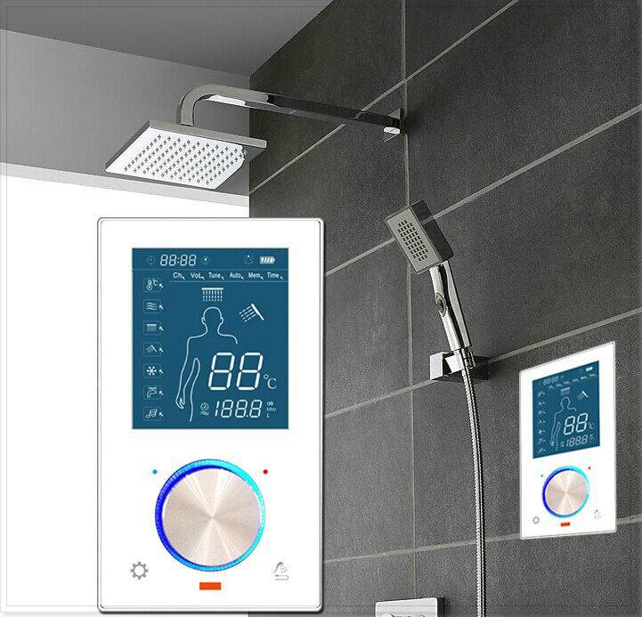Digital Shower Control System Intelligent Shower ...