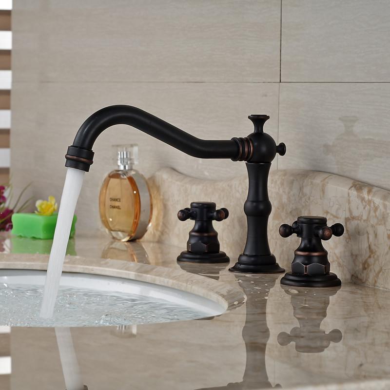 Fontana Showers Dreux Oil Rubbed Bronze Faucet