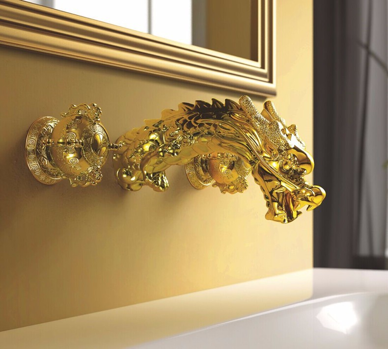 Umbria-gold--sink-faucet