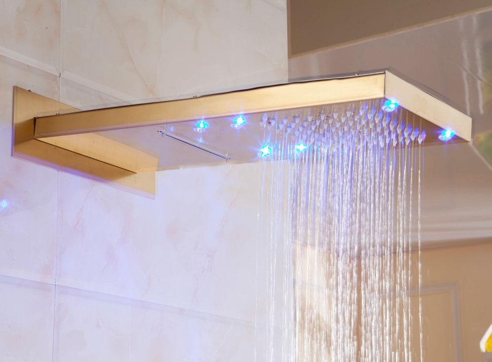 gold-plate-shower-head-wall-mount