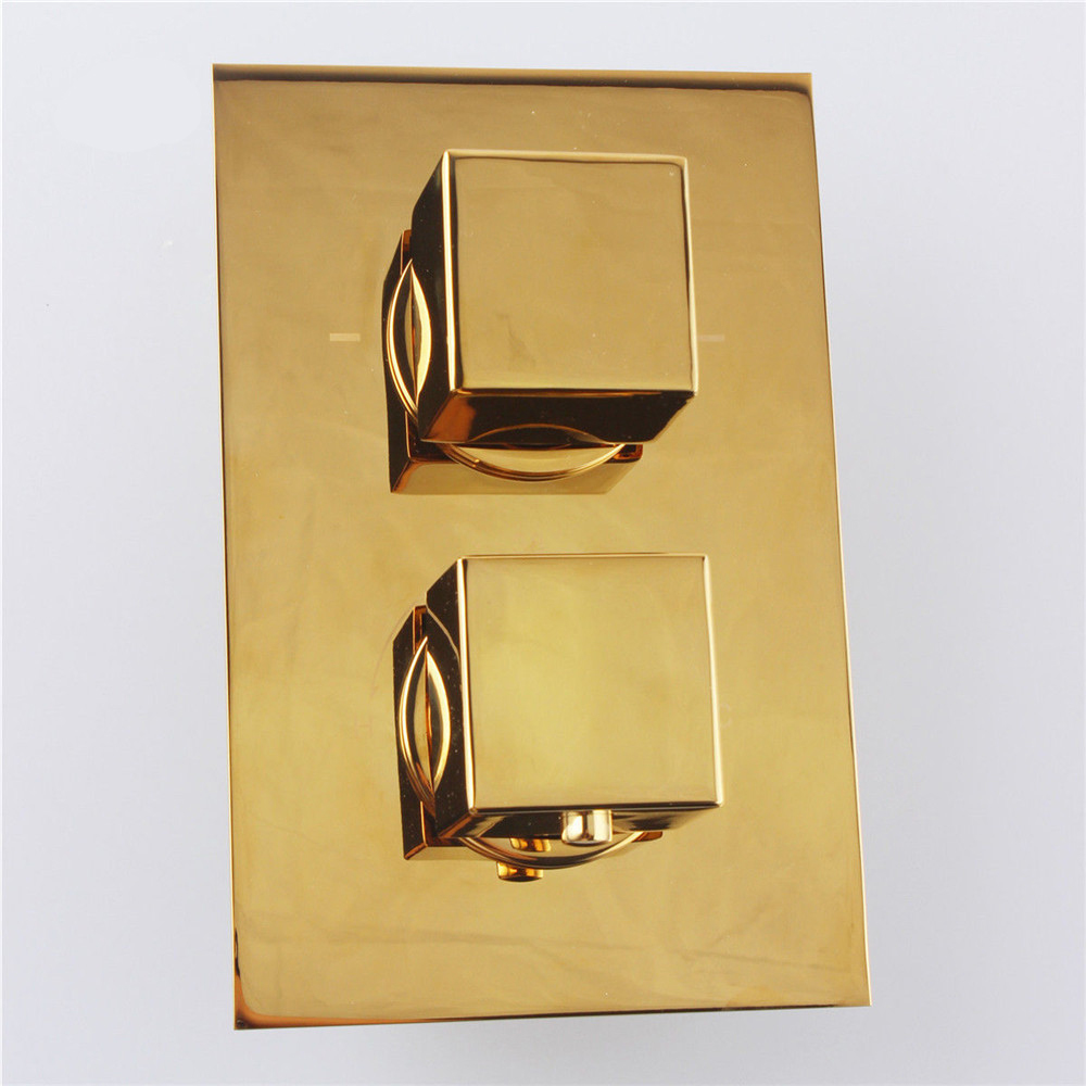 gold-solid-brass-concealed-thermostatic-round