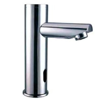 Charmant Hands Free Bathroom Sink Faucet Brass ...