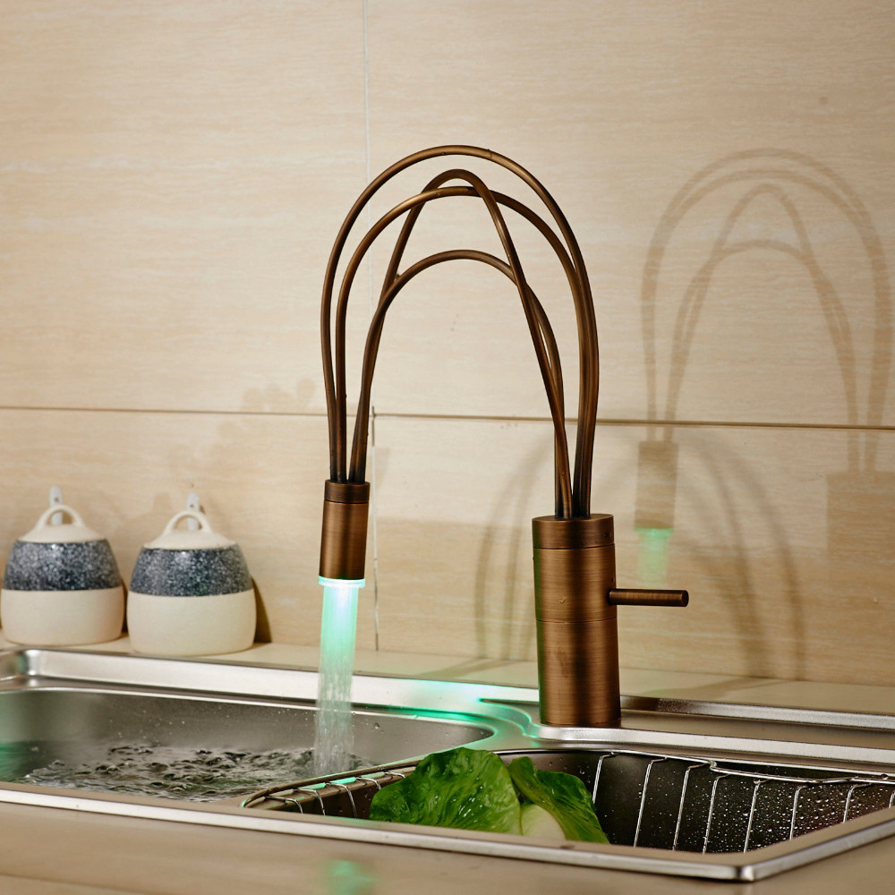 kitchen-mixer-faucet-brass