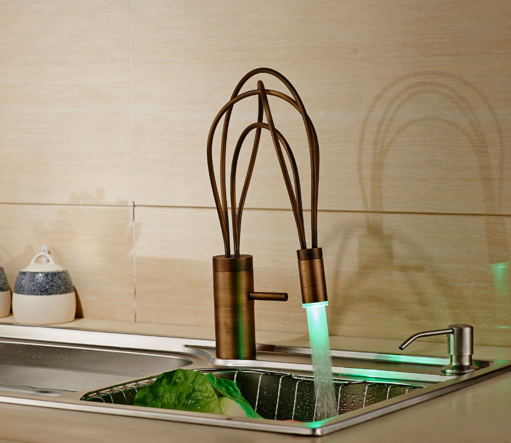 kitchen-mixer-faucet-single-brass