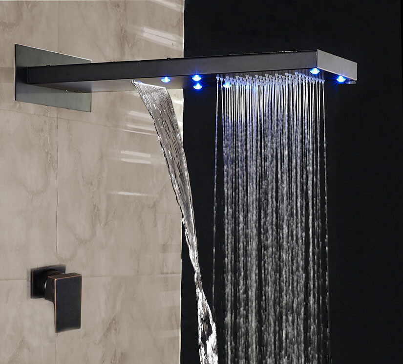 Beautiful Single Handle Shower Faucet