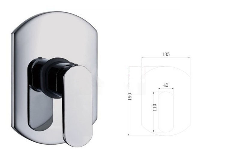 solid-brass-in-wall-mixer-control-valve-shower
