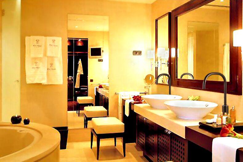Fontana Wella Goose Neck Oil Rubbed Bronze Bathroom Faucet Installation Instructions