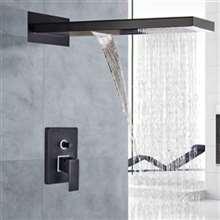 Fontana Fiego Oil Rubbed Bronze 2 way Function Shower Set